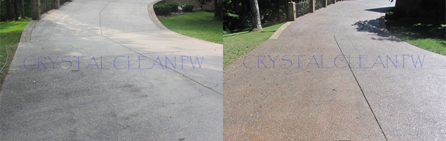 Concrete & Driveway Cleaning Western Ky